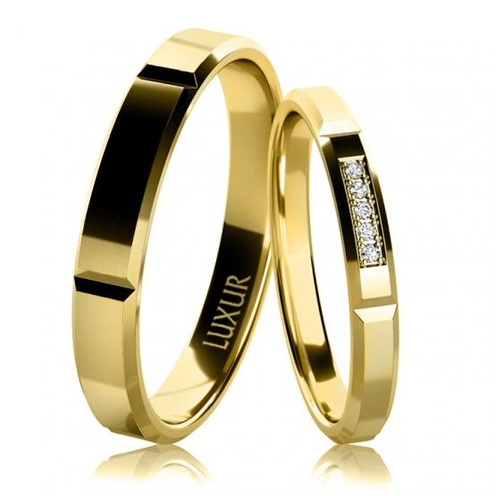 Snubní prsteny Brady
