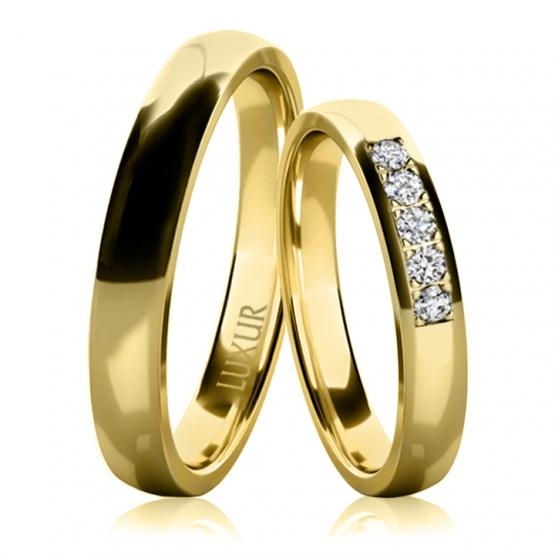 Snubní prsteny Bowie