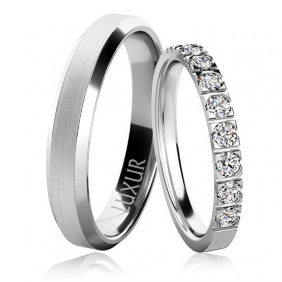Snubní prsteny Tristan