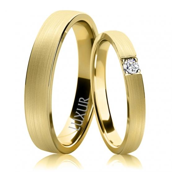Snubní prsteny Teagan