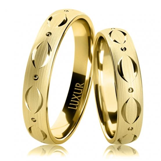 Luxur, Snubní prsteny Alina
