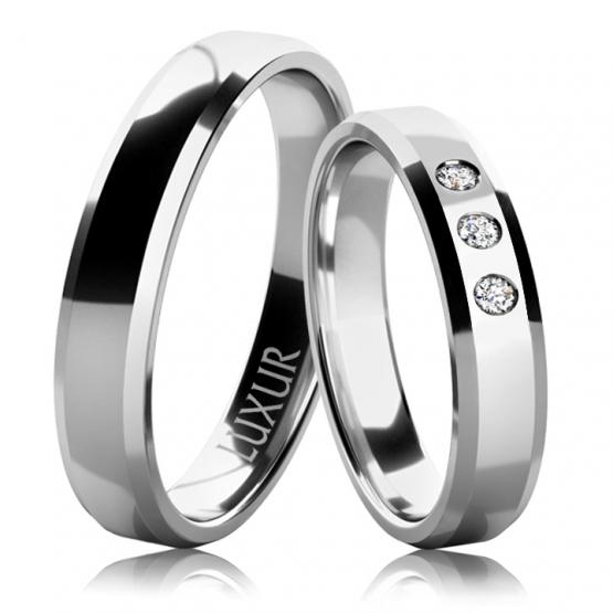 Luxur, Snubní prsteny Ingrid