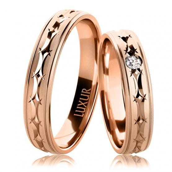Snubní prsteny Astral