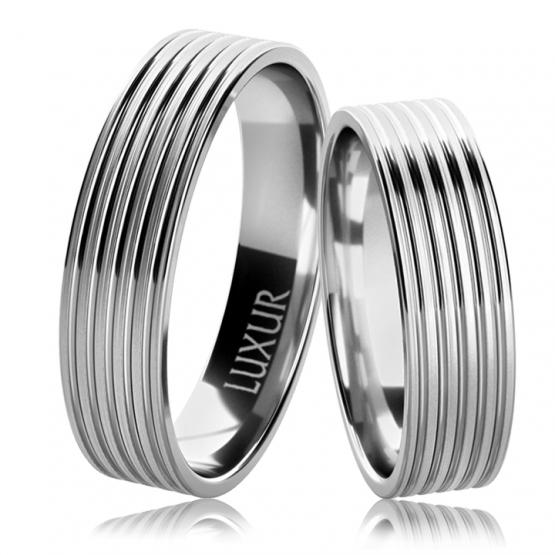 Snubní prsteny Tobin