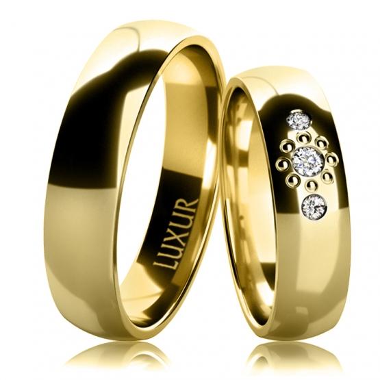 Snubní prsteny Sunny