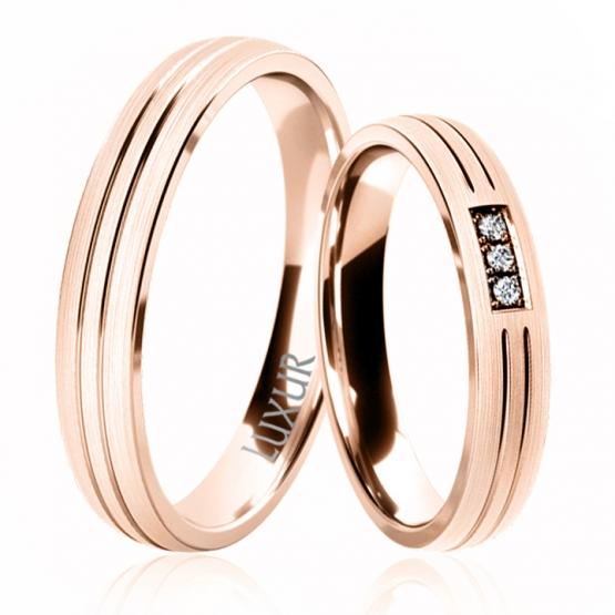 Snubní prsteny Reno