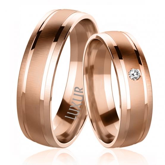 Luxur, Snubní prsteny Emmer