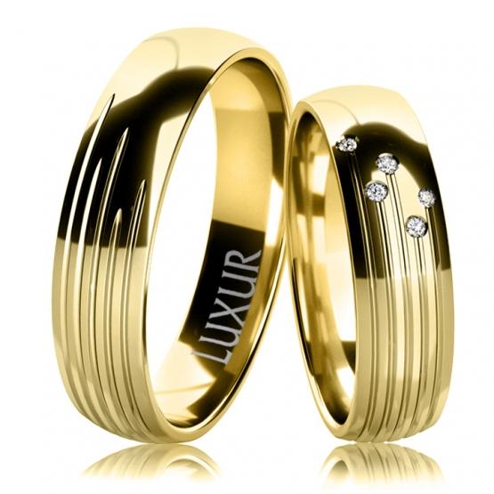Luxur, Snubní prsteny Avis