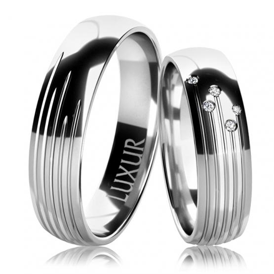 Snubní prsteny Avis