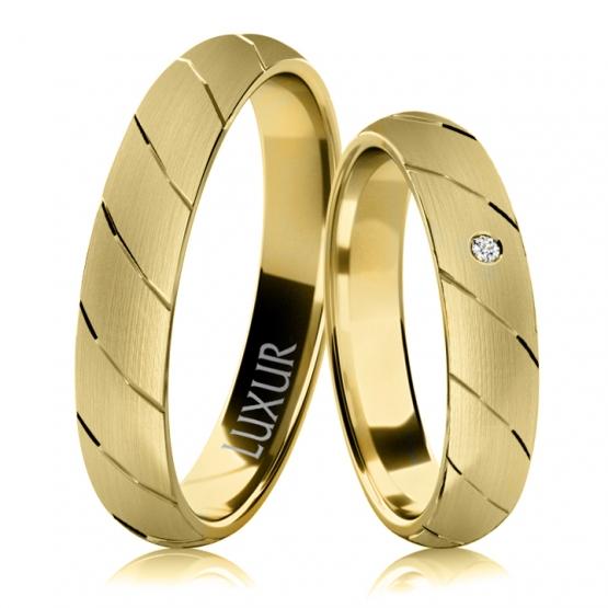 Snubní prsteny Ashton