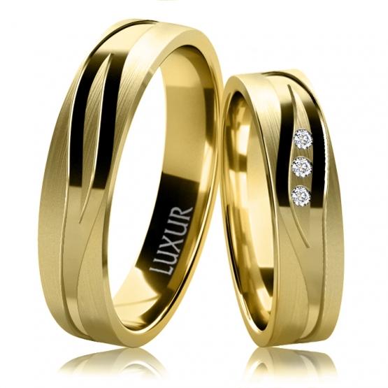 Snubní prsteny Bevan