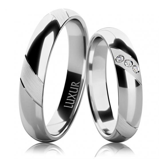 Luxur, Snubní prsteny Tasia