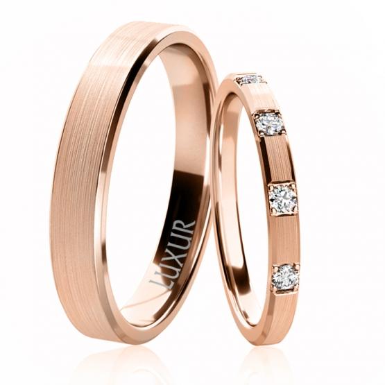 Luxur, Snubní prsteny Miracle