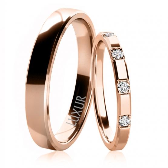 Snubní prsteny Miracle