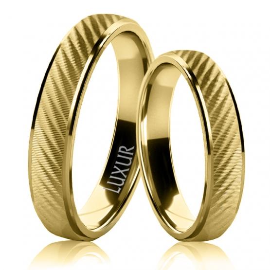 Luxur, Snubní prsteny Arven