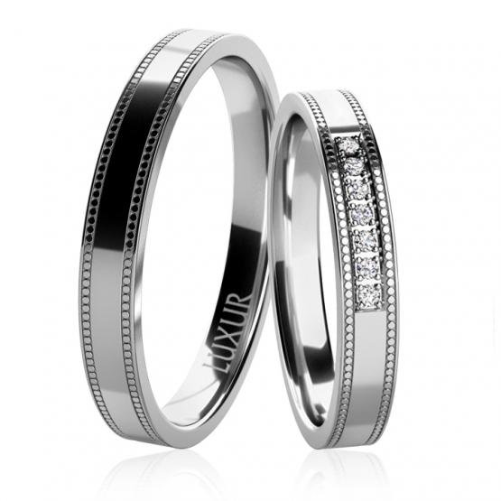 Snubní prsteny Tylor