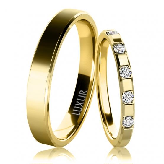 Luxur, Snubní prsteny Loen