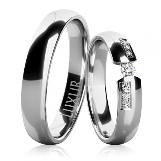 Luxur, Snubní prsteny Colin