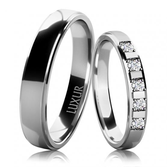 Snubní prsteny Harvey