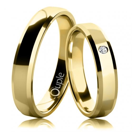 Snubní prsteny Minor